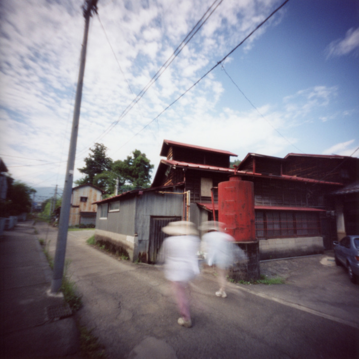 ピンホールカメラで撮った山梨県都留市の光景 ピンホール写真 Pinhole Photography_f0117059_18460186.jpg