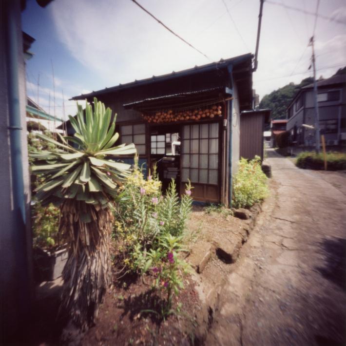 ピンホールカメラで撮った山梨県都留市の光景 ピンホール写真 Pinhole Photography_f0117059_18461105.jpg
