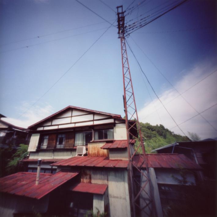 ピンホールカメラで撮った山梨県都留市の光景 ピンホール写真 Pinhole Photography_f0117059_18461716.jpg