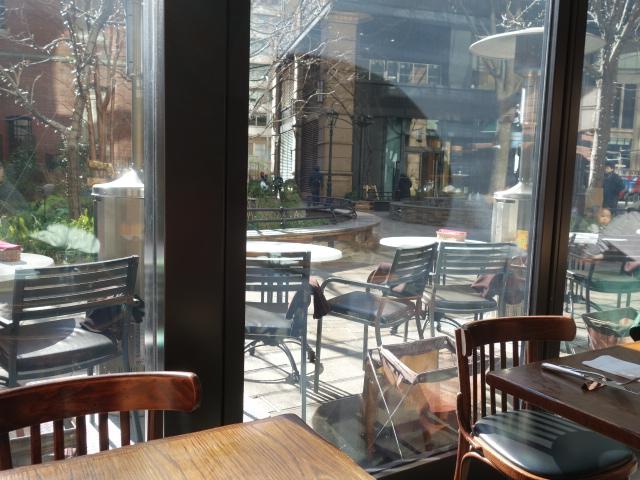 on a sunny afternoon ~ ピザ、スイーツ、コーヒー_b0405262_13495729.jpg