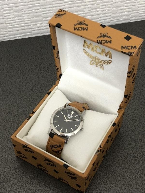 release date a4345 43aa5 MCMの時計をお買取しました! : 買取専門店 和 店舗ブログ