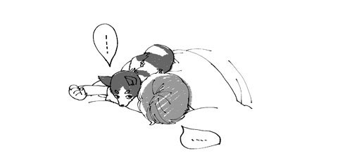 寝るときの事情_a0342172_09184367.jpg