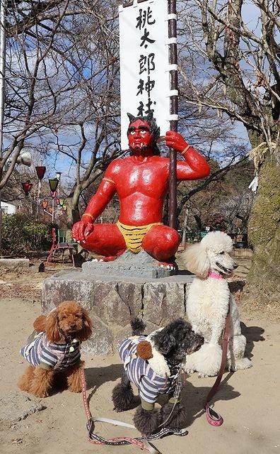 桃太郎神社~^^_b0111376_14095986.jpg