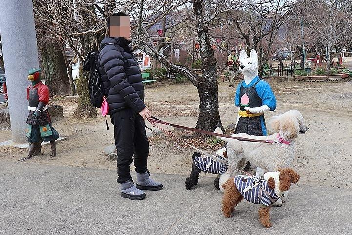 桃太郎神社~^^_b0111376_14145345.jpg