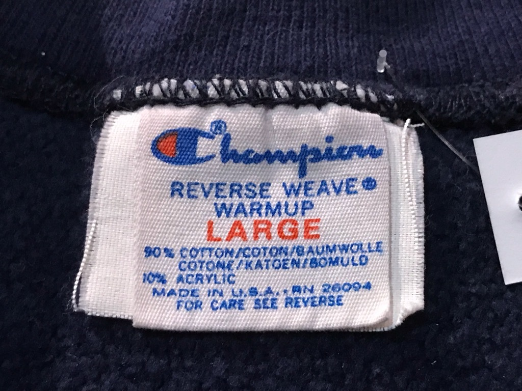 マグネッツ神戸店2/2(土)Superior入荷! #4 Champion Reverse Weave!!!_c0078587_16320324.jpg