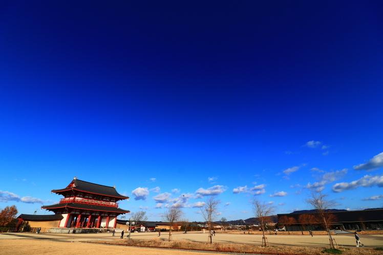 古都奈良 平城宮跡_f0209122_19505075.jpg