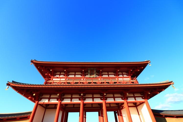 古都奈良 平城宮跡_f0209122_19522953.jpg