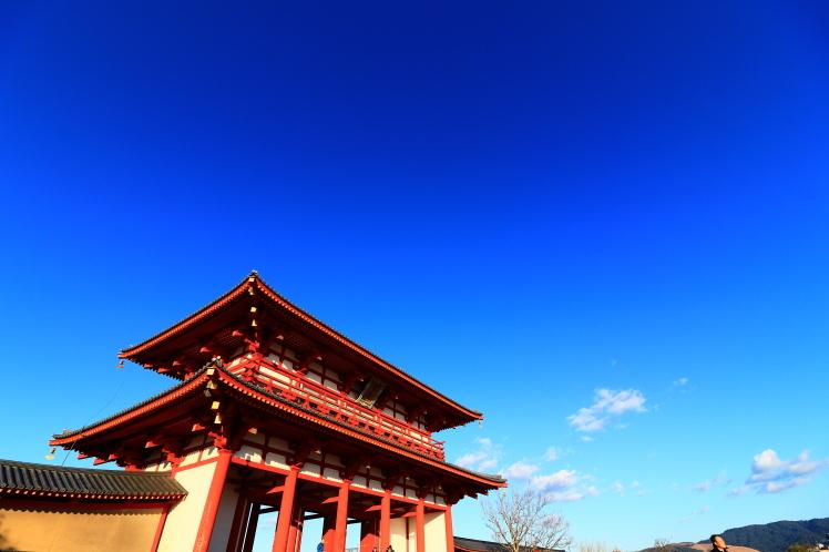 古都奈良 平城宮跡_f0209122_19524397.jpg