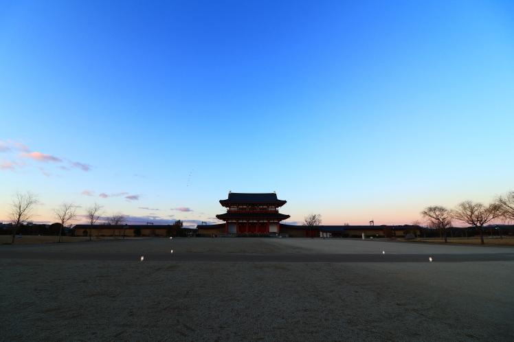 古都奈良 平城宮跡_f0209122_19540481.jpg