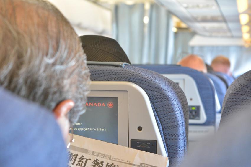 新しくなった バンクーバー空港の国内線乗り継ぎ方法。( 2019年1月現在 )_d0112928_09532518.jpg