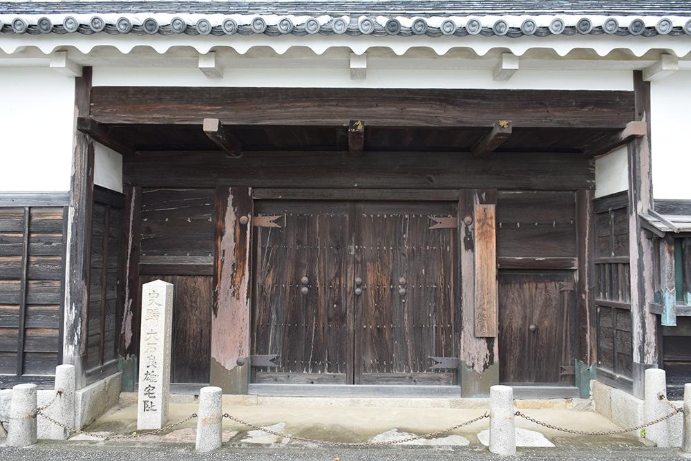 桜満開の赤穂城を歩く。 その1 「大手門~武家屋敷跡」_e0158128_15012103.jpg