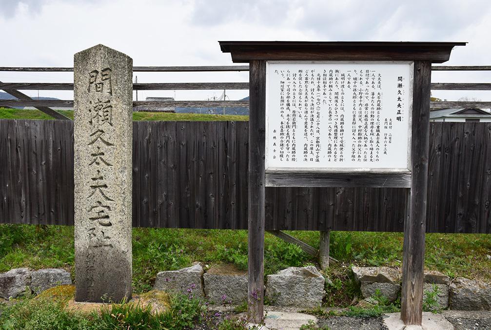 桜満開の赤穂城を歩く。 その1 「大手門~武家屋敷跡」_e0158128_15101890.jpg
