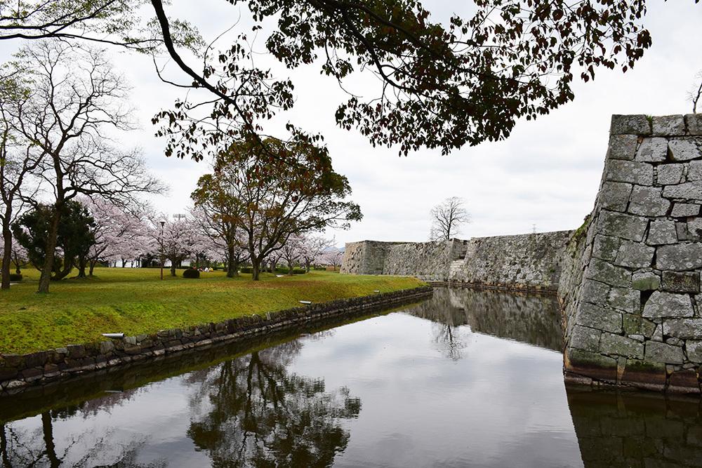 桜満開の赤穂城を歩く。 その4 「元禄桜苑」_e0158128_18052179.jpg