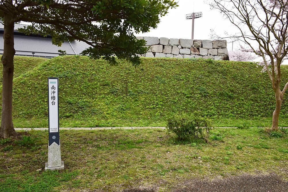 桜満開の赤穂城を歩く。 その4 「元禄桜苑」_e0158128_18212355.jpg