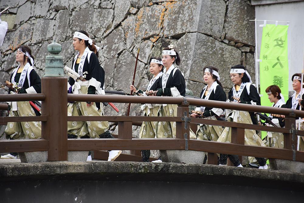 桜満開の赤穂城を歩く。 その5 「水手門、塩屋門」_e0158128_19331319.jpg