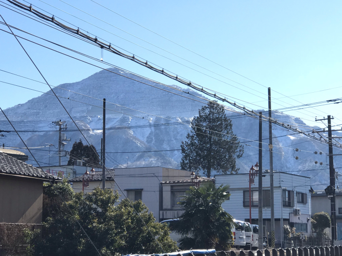 雪化粧の武甲山!!_f0194657_16520399.jpg