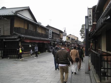 日本滞在 1 芦原温泉から京都へ_a0280569_1115470.jpg