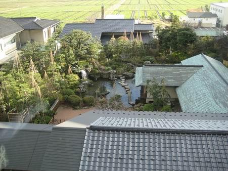 日本滞在 1 芦原温泉から京都へ_a0280569_112342.jpg