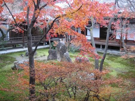 日本滞在 1 芦原温泉から京都へ_a0280569_1142883.jpg
