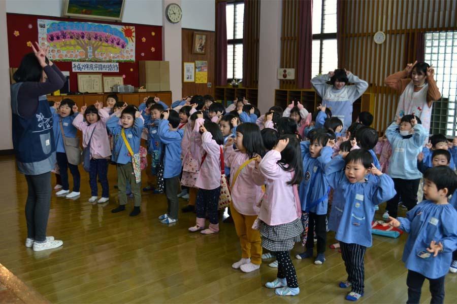 第一幼稚園 「豆まき」_d0353789_14111587.jpg
