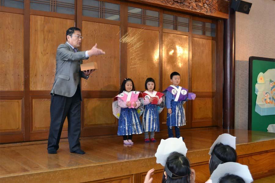 第一幼稚園 「豆まき」_d0353789_14112342.jpg