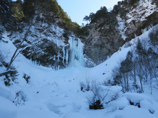2019年 凍った滝を見に行こう @平湯大滝_e0271890_14324003.jpg