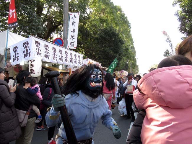 吉田神社 節分参り_e0048413_22291935.jpg