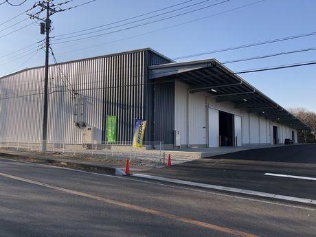 「新築倉庫」完成見学会を開催しました。_a0059217_09305360.jpg