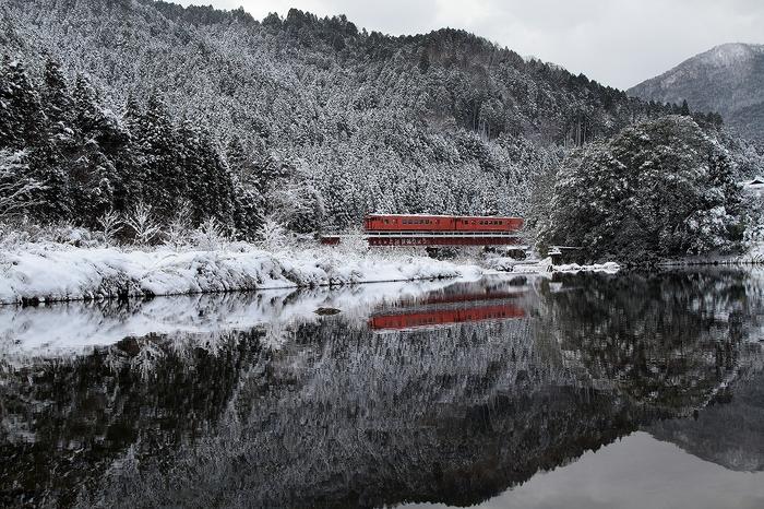 2019年 雪景色の播但線③_f0233120_1327065.jpg