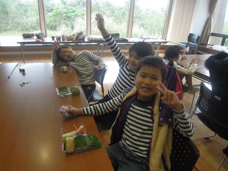 くんじゃん山学校~草木染め編~_f0121321_11442861.jpg