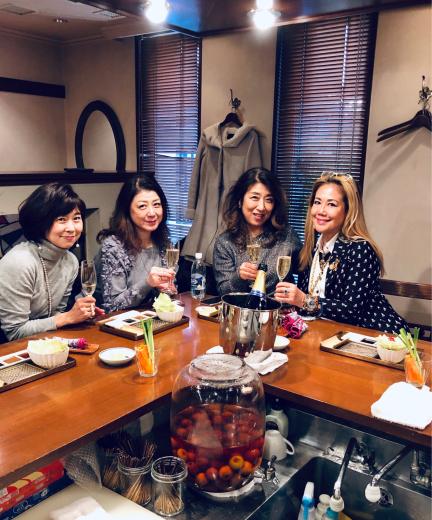 タカラヅカ→素敵な新年会_f0215324_21245993.jpg