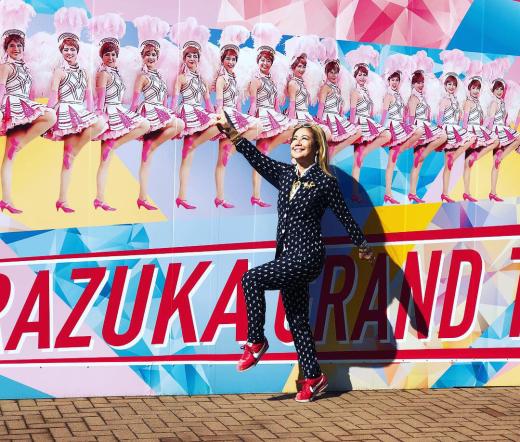 タカラヅカ→素敵な新年会_f0215324_21254328.jpg