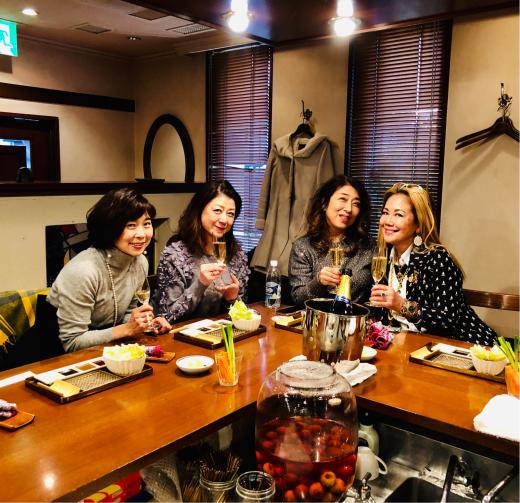 タカラヅカ→素敵な新年会_f0215324_21264860.jpg
