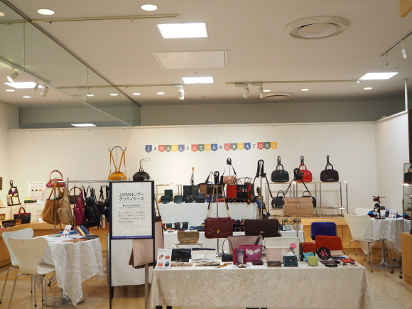 上大岡京急百貨店さんでの展示会が始まっております!_f0340942_02151939.jpg