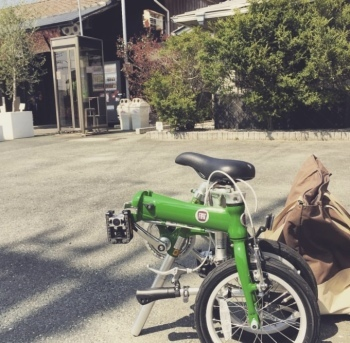 自転車旅行の話 3    輪行バッグと荷物_e0040957_00202449.jpeg