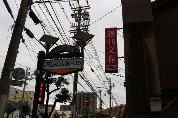 アムールあべのとその周辺 (大阪市阿倍野区)_c0001670_19503495.jpg