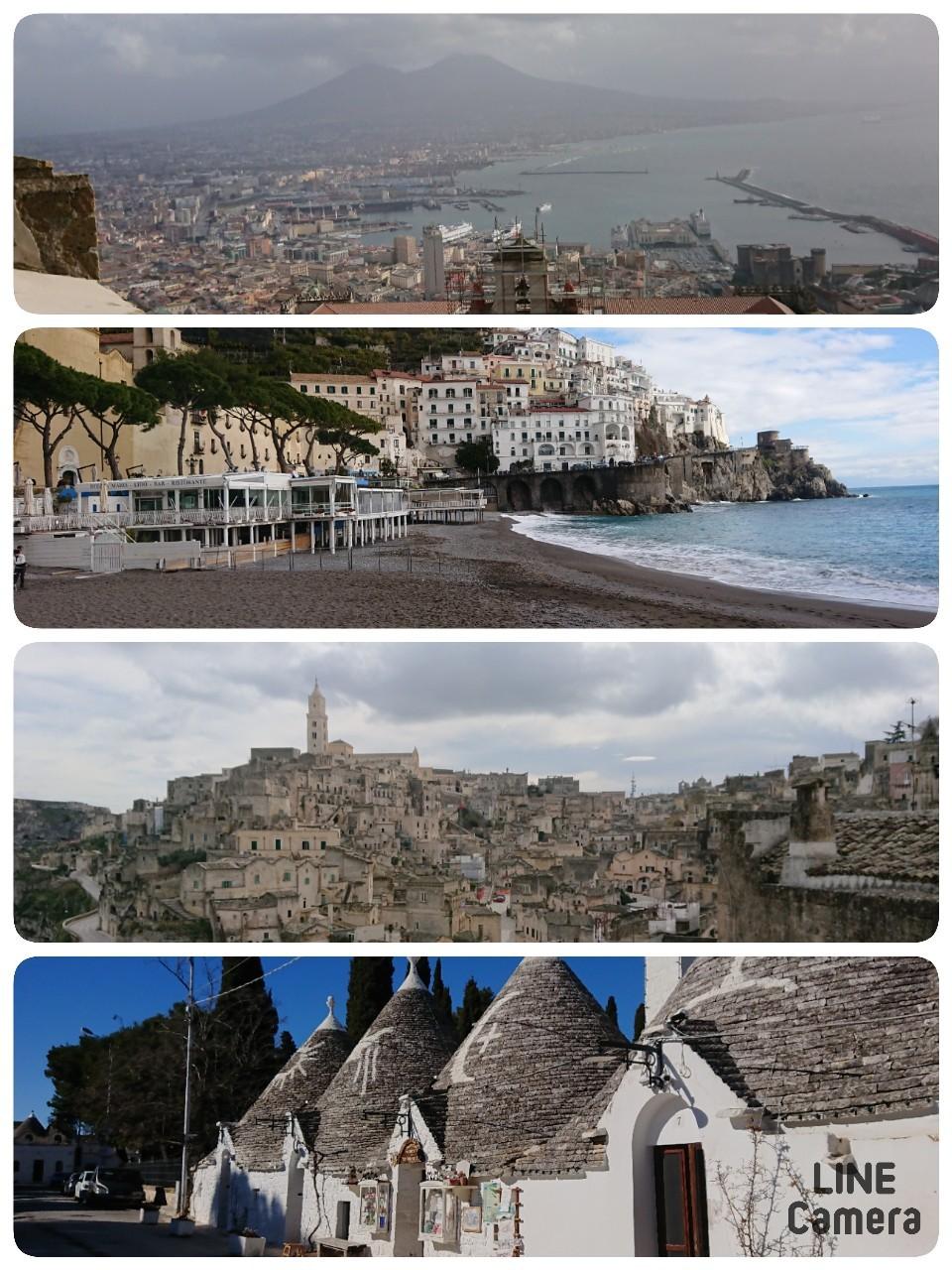 南イタリア旅行2019 ① ローマからナポリへ_e0212073_20470601.jpg