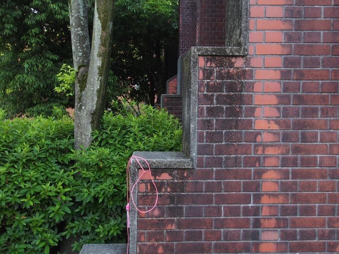 旧鐘淵紡績京都工場ボイラー室(東大路高野第三住宅管理棟)_f0116479_18563587.jpg
