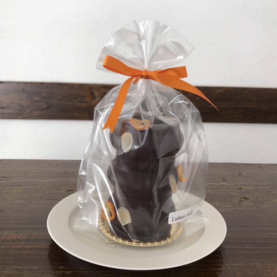 チョコレートのリーベンバウムです。_b0404680_12450904.jpg