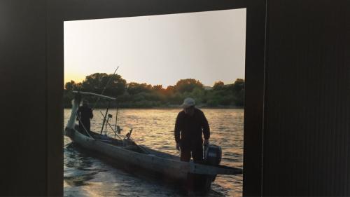 魚づくし 2  ー『川に生きる』ー_b0029488_01562634.jpg