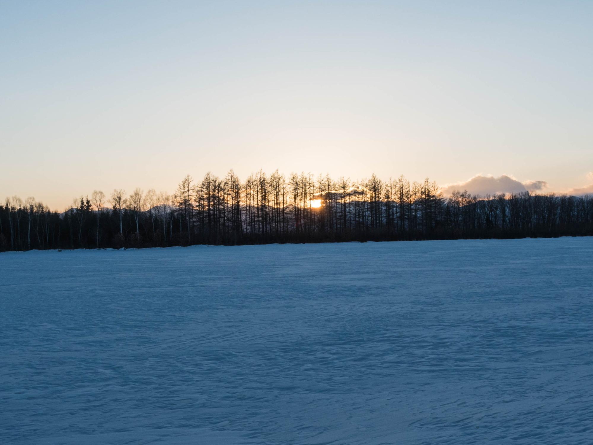 2月晴れて風の強い日・・村道を通ってピョウタンの滝へ_f0276498_23400283.jpg