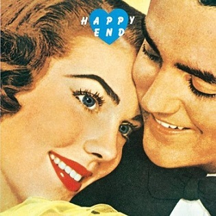 はっぴいえんど 「Happy End」 (1973)_c0048418_21472702.jpg