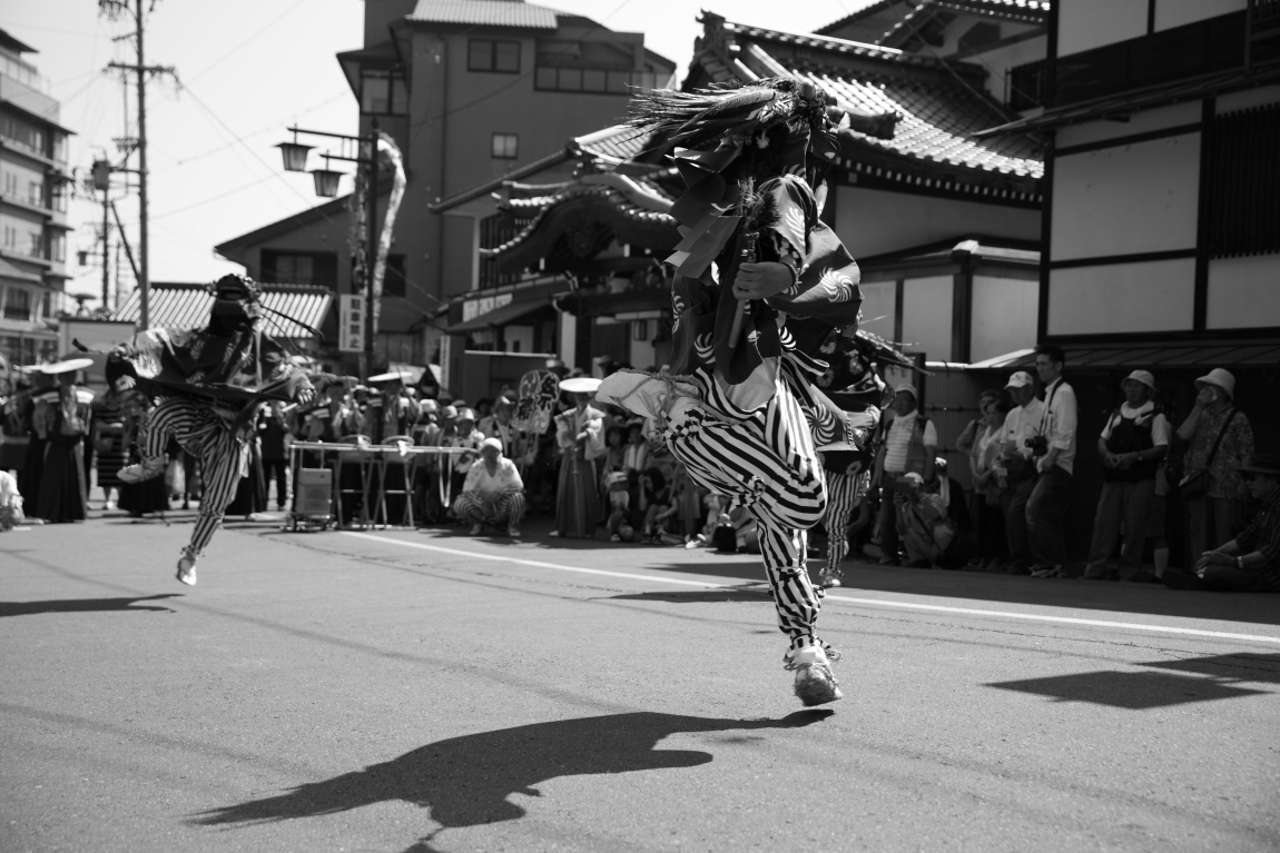 摂氏36度・Ⅱ~上田市別所温泉「岳の幟」~_d0349418_21405410.jpg