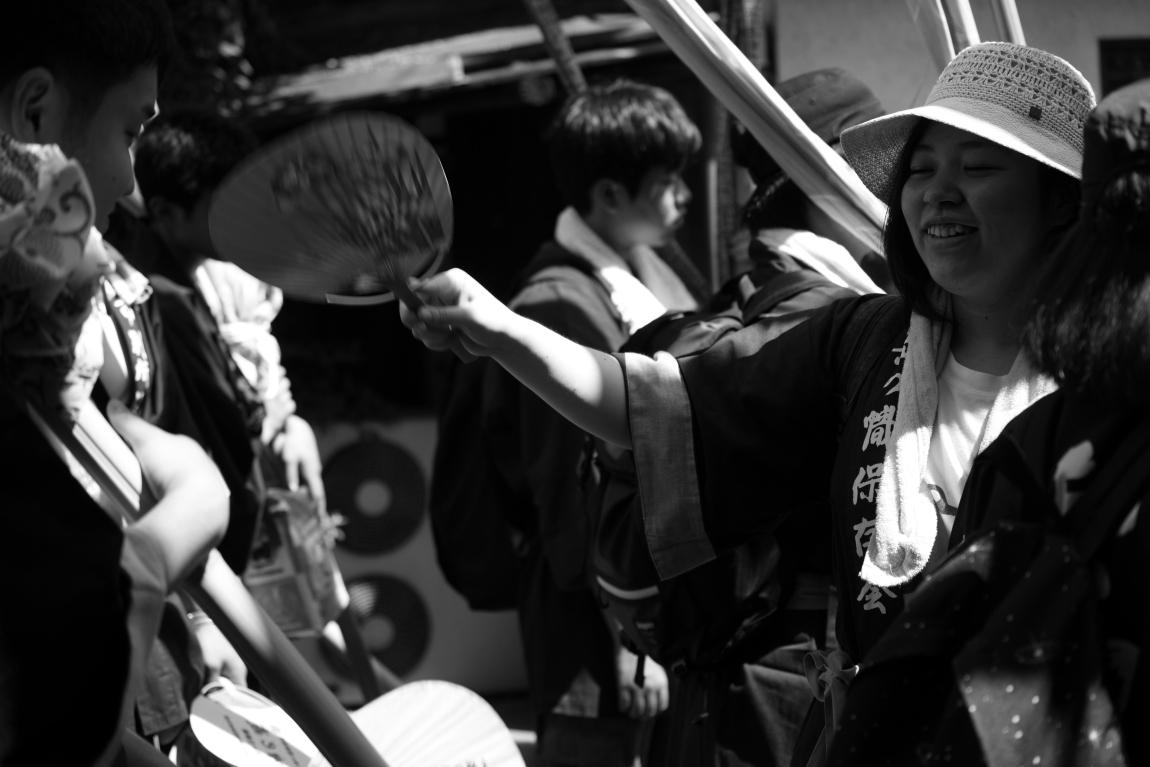 摂氏36度・Ⅱ~上田市別所温泉「岳の幟」~_d0349418_21450561.jpg