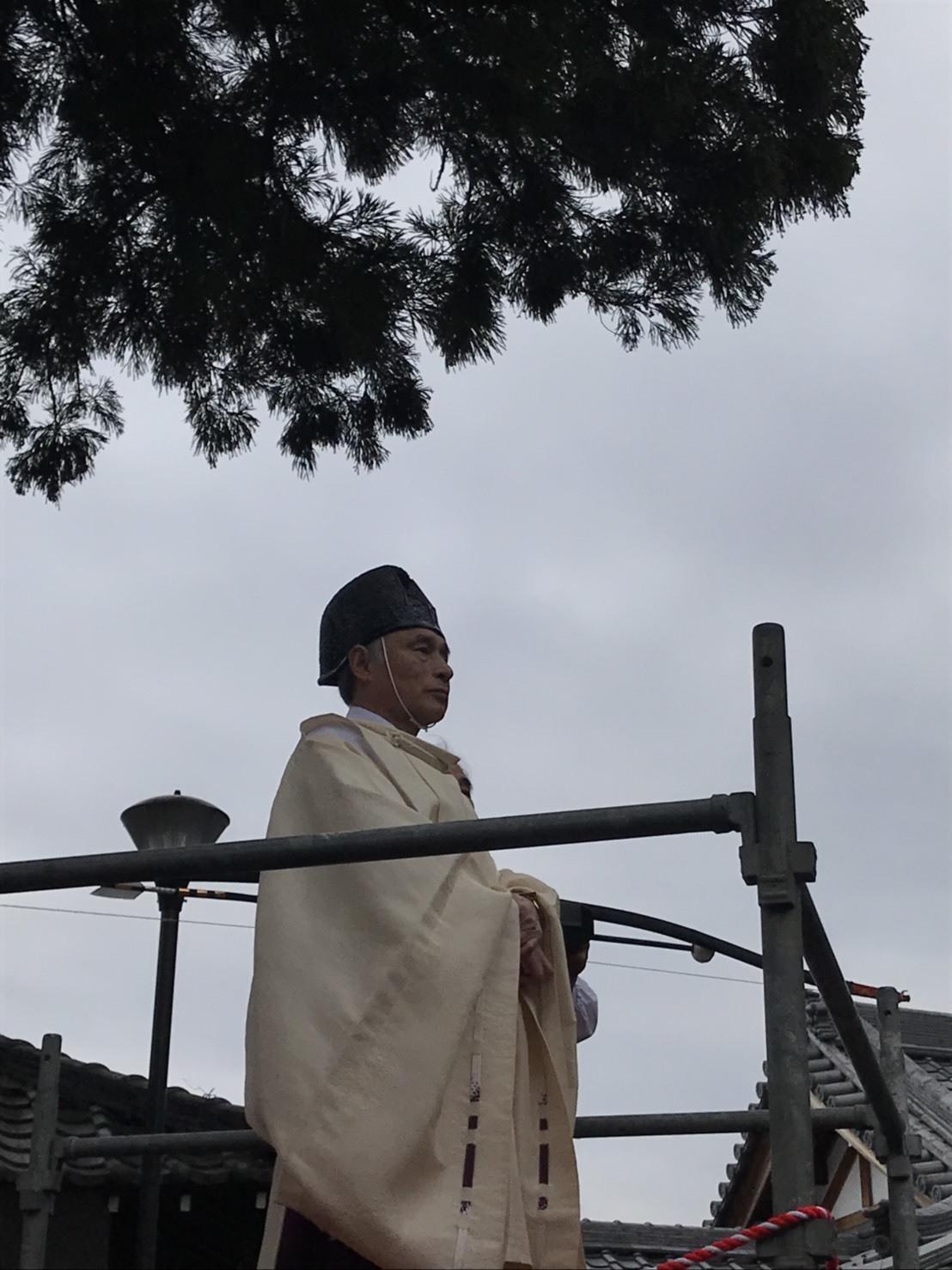 大津市 お墓 石善 節分祭 建部大社_e0255523_16473217.jpg