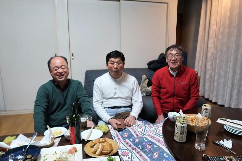 サンバーバン4WDと日本酒_f0076731_18304055.jpg
