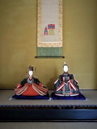 萩城下の古き雛たち_f0101949_10480462.jpg