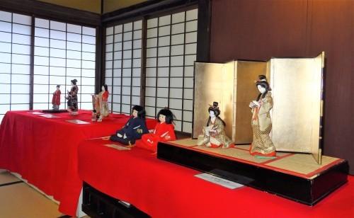 萩城下の古き雛たち_f0101949_10502677.jpg