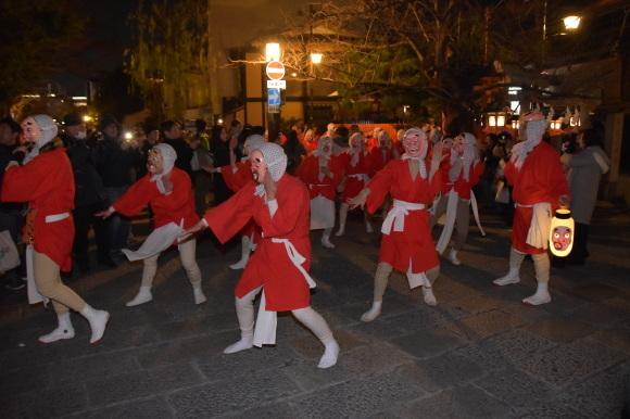 祇園のお化け、ひょっとこ踊り_f0347663_12192325.jpg