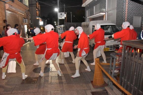 祇園のお化け、ひょっとこ踊り_f0347663_12201556.jpg